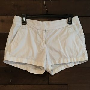 Cute JCrew Chino short shorts size 2.